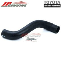 Genuine Toyota 96-02 4RUNNER Oem Lower Coolant Radiator Outlet Hose 16572-62090 - $27.66