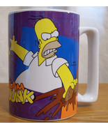 The Simpsons Homer  Simpson Large Coffee Mug  C... - $19.78