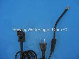 Singer 600 Sewing Machine Lead Cord Series 600 #618817-001 - CD1 - $12.95