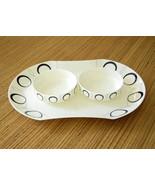 Vintage 1970's Mikasa 'Basonge' Pattern Fine Bone China Serving Platter ... - $20.00