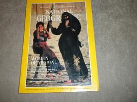 Women of Arabia; Doc Edgerton, Titanic, North Carolina National Geographic 1987 - $5.79