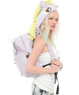 My Little Pony Derpy MUFFINS NeW Hooded Mane Wings Backpack Book Bag BRONY - $38.99