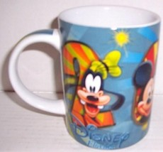 "2012 Disney Florida ""Mickey Mouse & Friends"" Extra Large Ceramic Mug By ... - $39.99"
