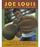 JOE LOUIS AMERICA'S FINEST HAND SIGNED BY DAVID A ADLER - BOXING - SPORTS - $44.55