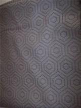 Gray Patterned Damask Fabric/Upholstery Fabric #89 - $14.95