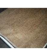 Gold Herringbone Chenille Upholstery Fabric  1 Yd - $19.95