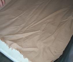 Beige Tweed Nylon Upholstery Fabric 1 Yard - $14.95