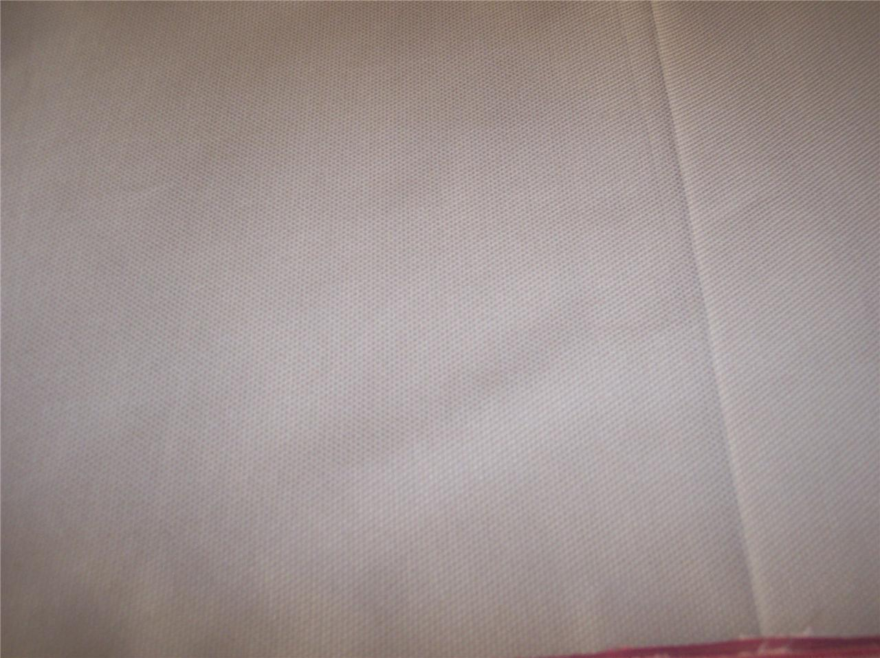 Beige Tan Nylon Fabric/Upholstery Fabric Remnant  R77