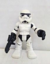 """Star Wars Galactic Heroes Jedi Force STORMTROOPER 2.5"""" Figure Playskool - $9.00"""