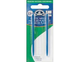 DMC Plastic Hand Needles, 2.75-Inch, 2-Pack #1763 - $2.29