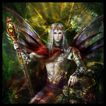 Fairy Prince Moonbeam Brings Love & Light Into Your Life With White Magick - $334.99
