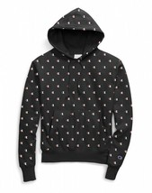 Champion Men's  Scribble Logo RW Pullover NEW AUTHENTIC Black S2974-LDL - $44.49