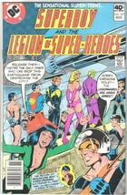 Superboy Comic Book #257 DC Comics 1979 FINE+/VERY FINE- - $4.99