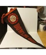 Vtg Bowling Green University Felt Pennant - $18.69
