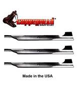 """Copperhead Mower Blades fits 48"""" Cut 32061A 1-323515, 1-403026, 103-6583-S - $34.29+"""