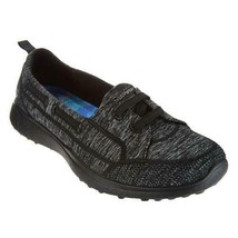 Skechers Microburst Topnotch Women Slip On Elastic Boat Shoes - $39.94