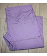 Adar Medical Uniforms Scrubs Pants Size 5XL Purple Lilac - $8.09