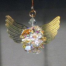 Suncluster Crystal Angel Ornament image 6