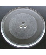 "12 3/4"" AMANA Microwave Clear Glass Turntable Plate/Tray # R9800455 11"" ... - $39.59"