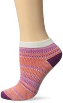 Size S/M Sockwell Goodhew Women's Baja Stripe Socks Guava NEW