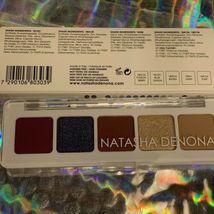 OMG CUTE! NEW IN BOX Mini Lila Palette NATASHA DENONA 0.8gx5 image 3