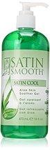 SATIN SMOOTH Satin Cool Aloe Vera Skin Soother 16 oz image 10