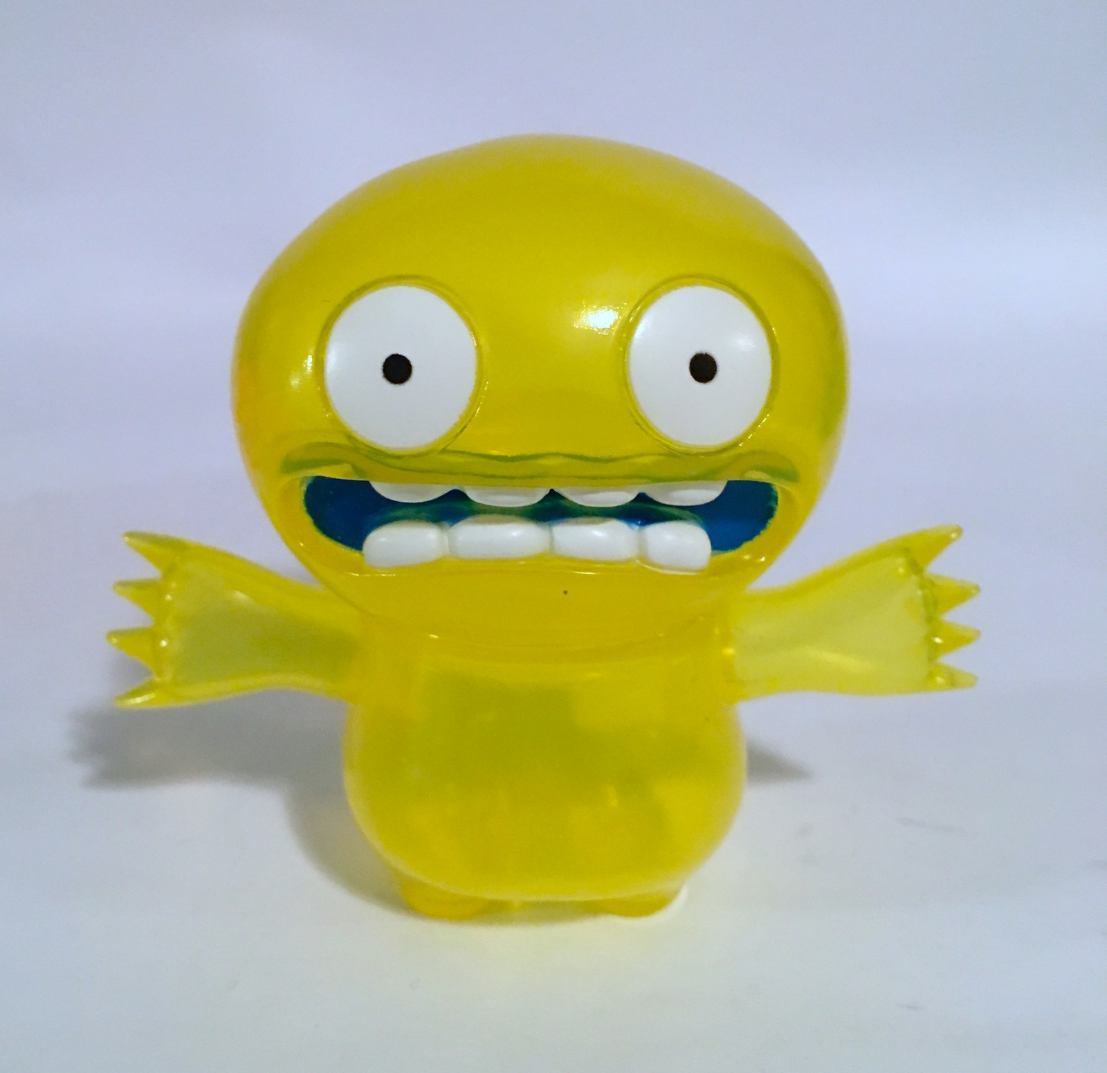 Horvath KFGU Chupacabra Monster MINI Yellow