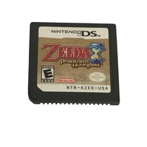 The Legend of Zelda Phantom Hourglass Nintendo DS Game Cartridge Only Tested - $17.81