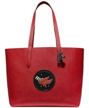 NWT Coach Wizard Of Oz Crossgrain Leather Highline Tote #77957 - $182.11