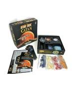STAR TREK - CATAN Settling The Final Frontier BOARD GAME Mayfair 3003 Co... - $39.59