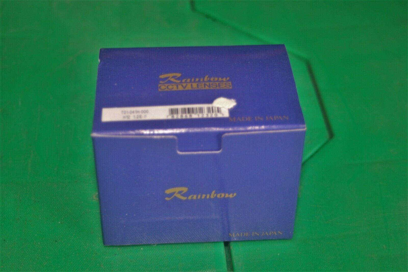 Rainbow CCTV Lens H1.2E-11 Fixed Focal Lens T01-041H-000