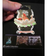 Disney Soda Fountain Ariel Sebastian The Little Mermaid Limited Ed 400 P... - $40.38