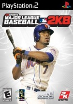 Major League Baseball 2K8 - PlayStation 2 [Play... - $4.99