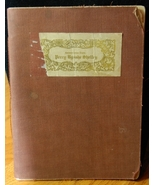 Selections From Percy Bysshe Shelley Poetry Book - very OLD - $10.00