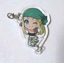 Fullmetal Alchemist Acrylic Keychain Strap Charm Winry Rockbell Anime An... - $27.71