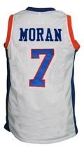Alex Moran #7 Blue Mountain State Basketball Jersey Sewn White Any Size image 2
