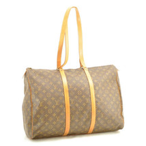 LOUIS VUITTON Monogram Flanerie 50 Shoulder Bag M51116 LV Auth 11196 - $480.00