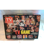 "TV Guide ""TV Guide's TV Game"" 1984 Board Game * Princess Diana Charlie's... - $9.88"