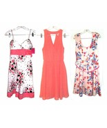 Candie's Floral, Striped and Polka Dot Sundresses NWT$48-$58 Size XS to XL - $21.37+