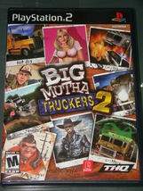Play Station 2   Big Mutha Truckers 2 (Complete With Instructions) - $6.75
