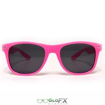 GloFX Regular Sunglasses - Pink Goggles USA high quality fast shipping Rave Club - $11.99