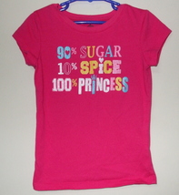 Girls Route 66 Pink Short Sleeve Top Size 6 to 6X - $6.95