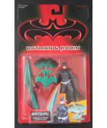 Batman & Robin: Batgirl Battle Blade Blaster Strike Scythe Figure 1997 K... - $20.00