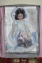 "Madame Alexander Cissette Dreams of A Winter Welcome 12"" Porcelain Doll #93405 - $79.95"