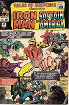 Tales of Suspense Comic Book #67 Iron Man/Captain America Marvel 1965 FINE+ - $42.46
