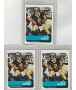 2018 Sports Illustrated for Kids DREW BREES New Orleans Saints Lot of 3 - $2.00