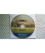FIFA 15 (Sony PlayStation 4, 2014) - $4.50