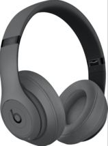 Beats Studio3 Wireless Over Ear Headphones, Noise Cancelling, Gray, Beat... - $183.14