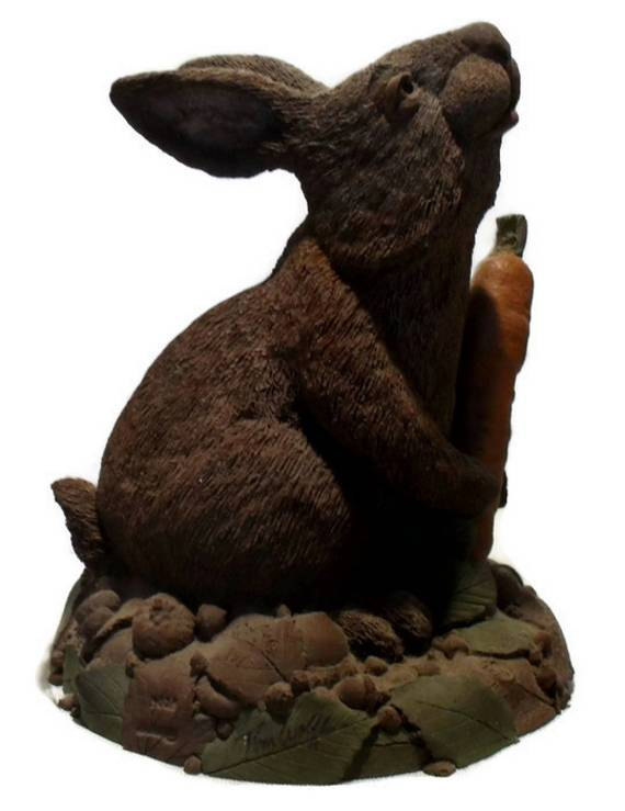 Tim Wolfe Carin Studio (Sherman) The Rabbit Collectible Figurine Retired