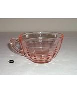 Block Optic Pink Cup Hocking - $8.95